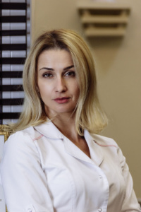 Косметолог салона Грейс - Ирина
